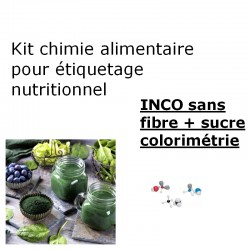 Chimie alimentaire inco