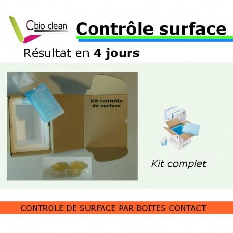 Kit contrôle de surface