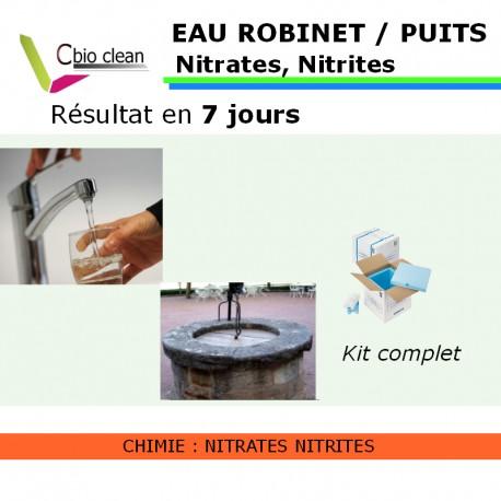 kit d 39 analyse nitrates nitrites dans l 39 eau. Black Bedroom Furniture Sets. Home Design Ideas
