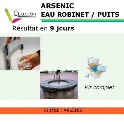 Kit eau nitrates nitrites