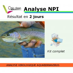 Kit Analyse AQUABIRNAVIRUS